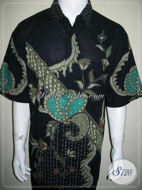 Big Size Dress Batik Jumbo Fl786 baju batik pria ukuran besar big size jumbo motif