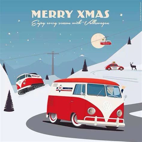 volkswagen christmas 682 best images about vw ads art on pinterest