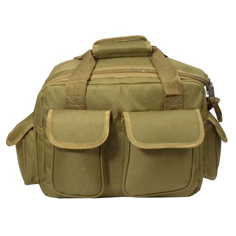 everyday carry tactical every day carry tactical padded shooting range pistol bag