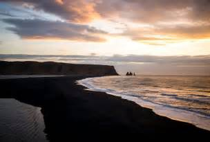 new photos of vik a breathtaking black sand beach in iceland