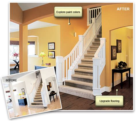 house makeovers home makeover on a budget