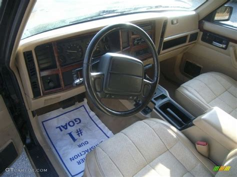 1989 jeep wagoneer interior 100 1989 jeep wagoneer interior 1989 jeep grand