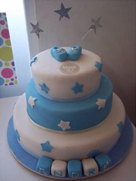 Bizcocho Baby Shower Niño by Baby Shower Boy Ni 241 O Bautizo Pastel Cake Fondant