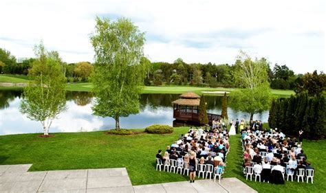 The Manor, Kettleby, Ontario   Outdoor Wedding Locations