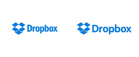 dropbox new design brand new new wordmark for dropbox done in house
