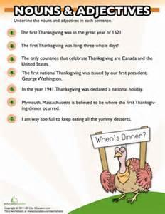 3rd grade thanksgiving worksheets amp free printables