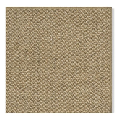 rug swatch sisal halite rug swatch williams sonoma