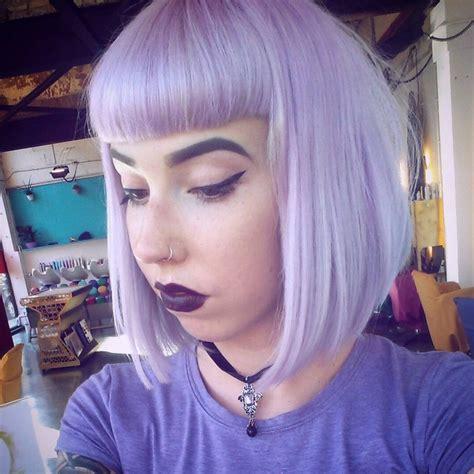 Hair Color Ideas: 20 Gorgeous Pastel Purple Hairstyles