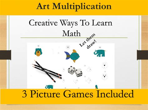 ways to learn your multiplication tables creative ways to teach multiplication tables