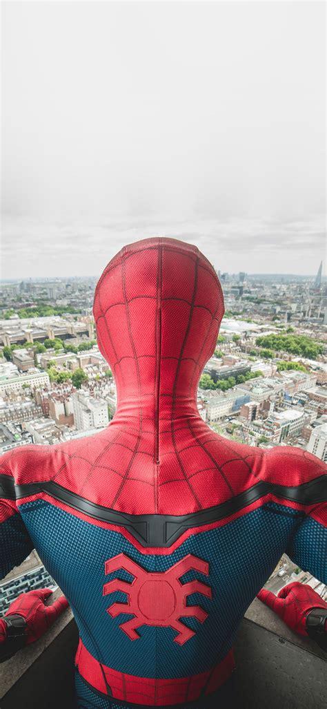 az spiderman hero marvel illustration art wallpaper