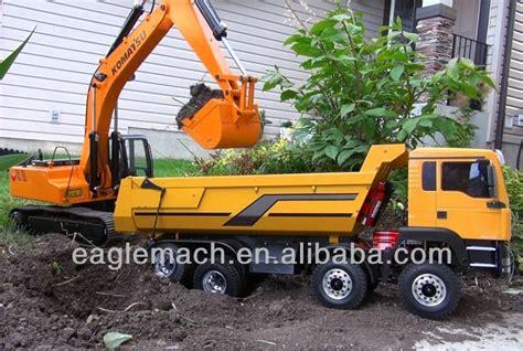 Rc Power Truck Escavator rc hydraulic excavator for sale rc hydraulic excavator for