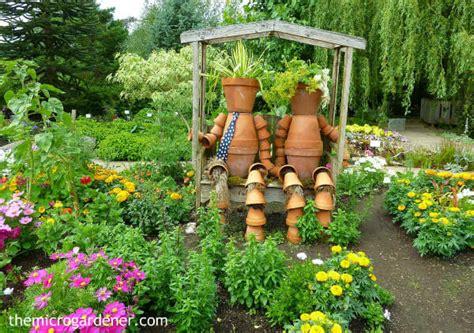 plants for small pots small garden design the micro gardener