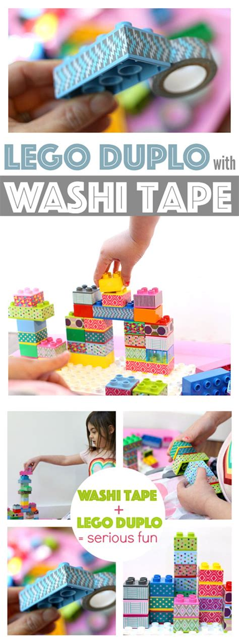 what to use washi for washi craft ideas