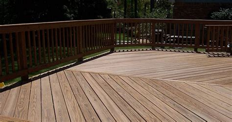 diy deck stain removal
