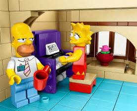 lego simpsons haus simpsons lego house officially revealed the toyark news