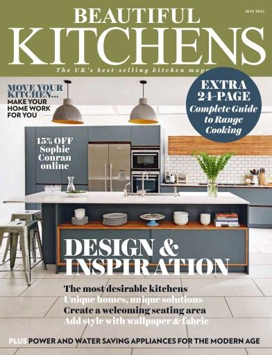kitchen magazine press news surrey furniture
