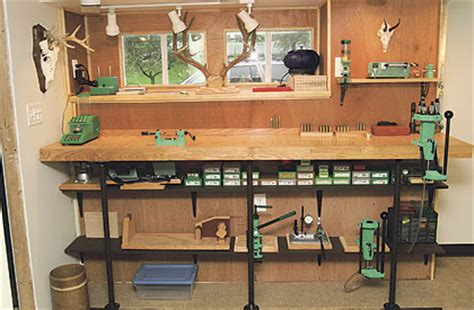 best reloading bench layout woodworking ideas for beginner share wood reloading bench
