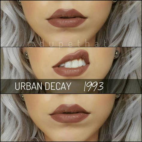 4 Decay New High Quality Termurah dupethat decay matte revolution lipstick review