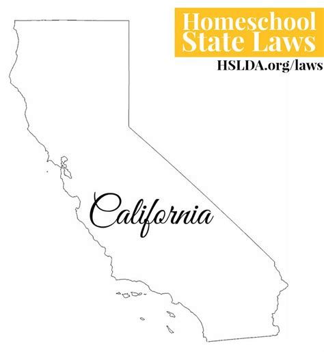 Home Schooling Requirements by Homeschooling Homeschooling Laws In California