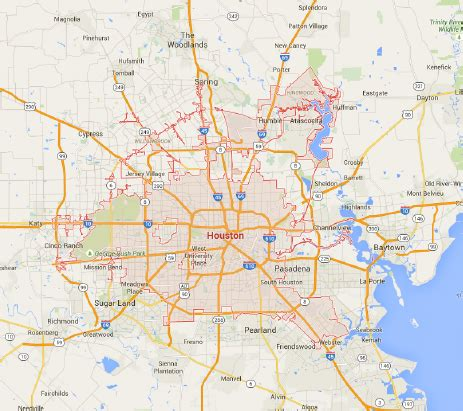 houston map company houston tx maps the just design web