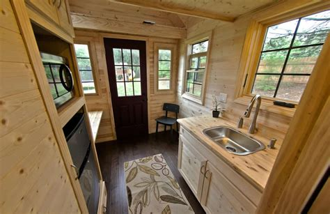 Micro Homes Interior by 10 Tiny Home Designs Exteriors Interiors Photos