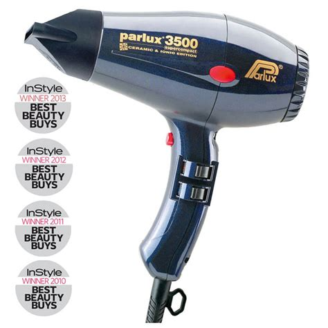 Mini Hair Dryer Australia parlux 3500 supercompact ionic and ceramic hair dryer blue buy at ry