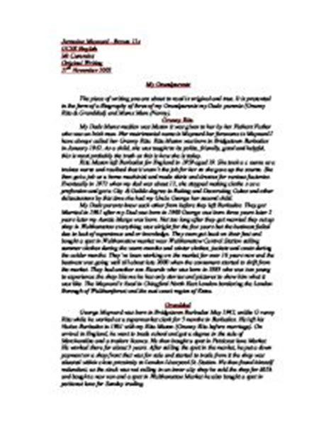 My Grandparents Essay by Grandparents Essay Articleentitled X Fc2