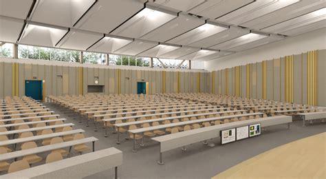 Bohlin Cywinski Jackson designs lecture hall at UC Davis Archpaper.com