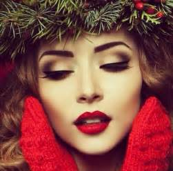 best christmas makeup ideas hot trends 2017 2018 to