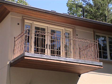 balcony pictures a wrought iron juliet balcony from old iron forge is a