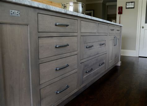 Kitchen Cabinet Stains Cabinet Stain Colors Kitchen Transitional With Built In Microwave Kitchen