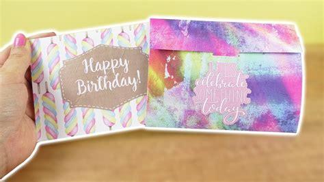 children es wall karten diy geburtstagskarte umschlag coole geschenk idee zum