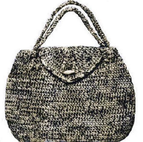 crochet pattern for purse handles handbag long or short handles purse crochet pattern
