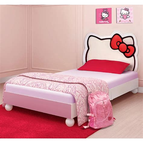 hello kitty bed hello kitty twin bedding set home furniture design