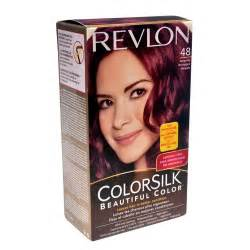 revlon burgundy hair color revlon colorsilk 48 burgundy union pharmacy miami