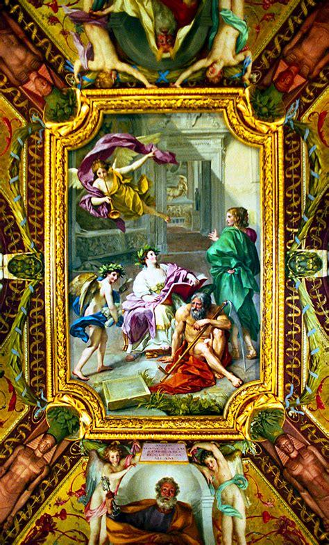 fresco vatican city corridor ceiling fresco vatican city flickr photo