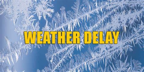 Winter Weather High Volume Delays Weather Delays Jan 12 Inkfreenews