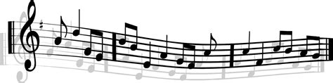 music staff clipart interesting cliparts