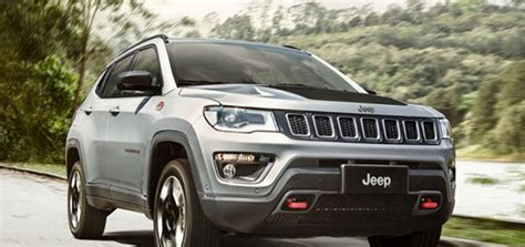 Jeep India The All New India Bound Jeep Compass Makes A World Debut