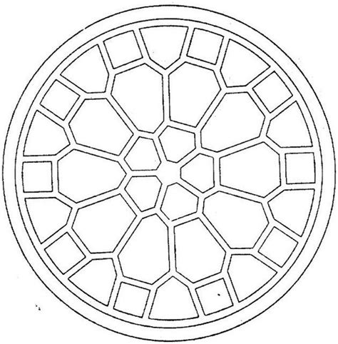 Simple Geometric Pattern Coloring Pages by Simple Geometric Pattern Coloring Pages Free To Print