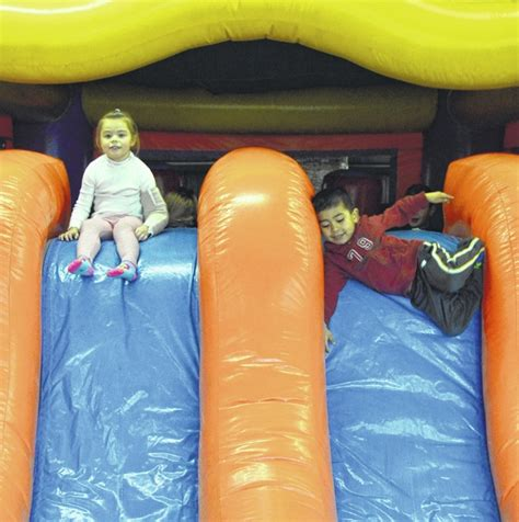 Advantage Students Background Check Carroll News Indoor Bounce House Facility Opens In Hillsville