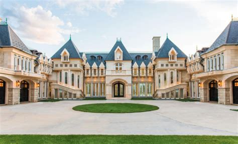 chateau v re listed homes of the rich