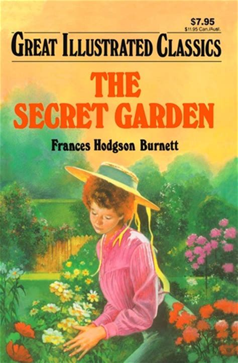 the secret garden illustrated books secret garden great illustrated classics frances