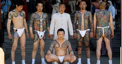 sejarah tattoo yakuza kehidupan di jepang yakuza mafia jepang