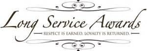 long service awards presentation ceremony events