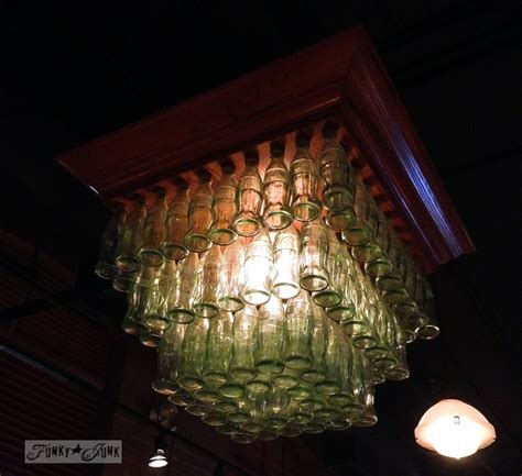 Coke Bottle Chandelier Country Mouse Meets Big City Lights Of Toronto 2 For Blogpodiumfunky Junk Interiors