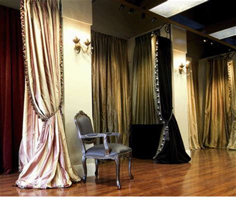 blind and drapery store curtains and draperies in home interior design house