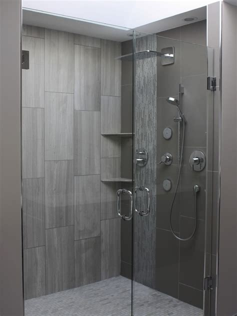 vertical shower tile on pinterest bathtub tile surround