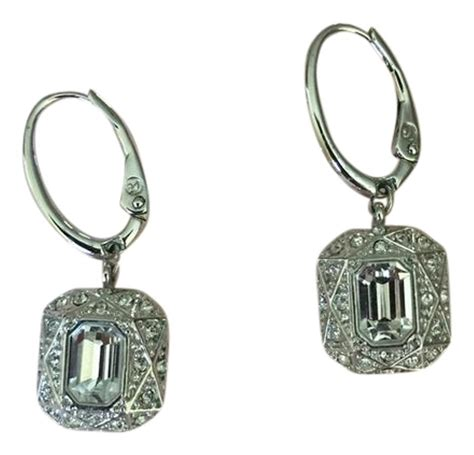 swarovski earrings sale black friday sale gorgeous swarovski crystal pierced