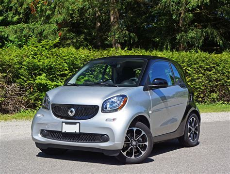 smart car test 2016 smart fortwo coupe twinamic dct road test